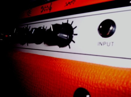 tube amp orange tiny terror